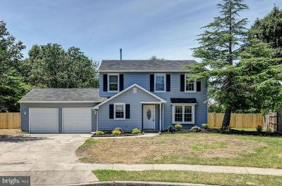 Atlantic County, Burlington County, Camden County, Cape May County, Cumberland County, Gloucester County, Salem County Single Family Home For Sale: 12 Inskeep Court