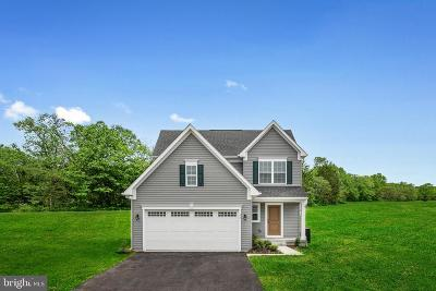 Atlantic County, Burlington County, Camden County, Cape May County, Cumberland County, Gloucester County, Salem County Single Family Home For Sale: 58 Circle Drive