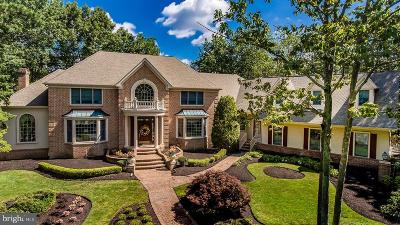 Voorhees Single Family Home For Sale: 9 Oakwood Place