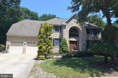 Voorhees Single Family Home For Sale: 115 Bunning Drive