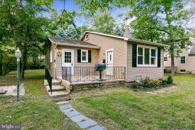Single Family Home For Sale: 47 E 8th Avenue