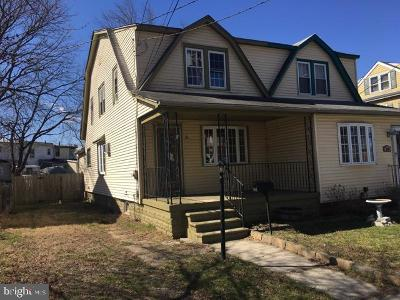 Brooklawn Single Family Home For Sale: 220 Browning Lane