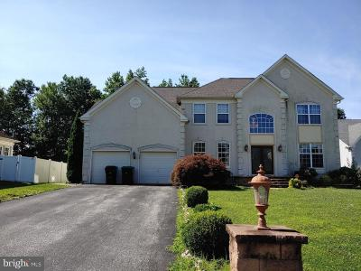 Sicklerville Single Family Home For Sale: 117 Summerbrooke Court