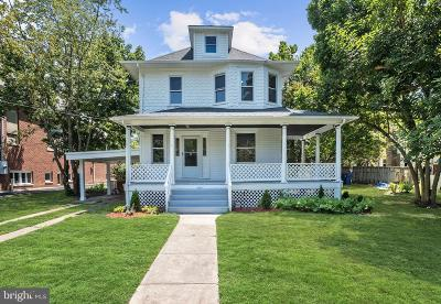 Laurel Springs Single Family Home For Sale: 439 Park Avenue