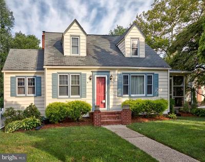 Merchantville Single Family Home For Sale: 102 Ivins Avenue