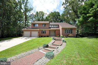 Voorhees Single Family Home For Sale: 26 Bunning Drive
