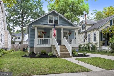 Merchantville Single Family Home For Sale: 207 Glenwood Avenue