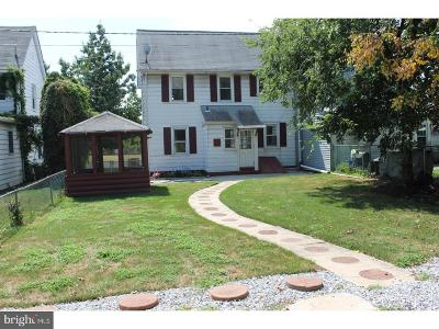Brooklawn Single Family Home For Sale: 405 Crescent Boulevard