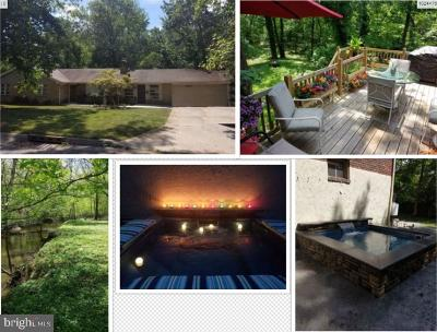 Cherry Hill Single Family Home For Sale: 927 Park Drive