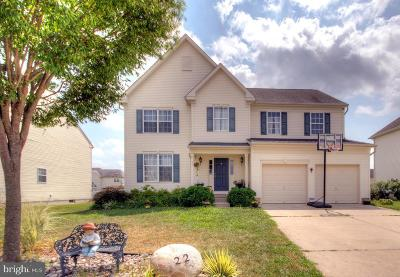 Sicklerville Single Family Home For Sale: 22 Thousand Oak Drive