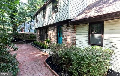 Cherry Hill Single Family Home For Sale: 1298 Marlkress Road
