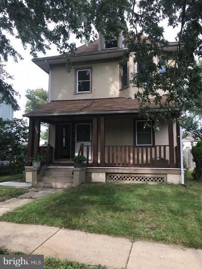 Pennsauken Multi Family Home For Sale: 2222 47th Street