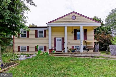Somerdale Single Family Home For Sale: 219 N Warwick Road