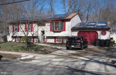 Lindenwold Single Family Home For Sale: 483 Jefferson Avenue