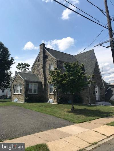 Bellmawr Multi Family Home For Sale: 32 E Browning Road