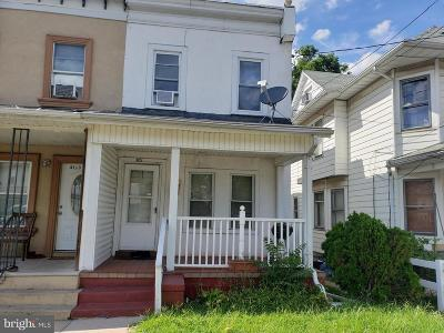 Pennsauken Single Family Home For Sale: 4115 Westfield Avenue
