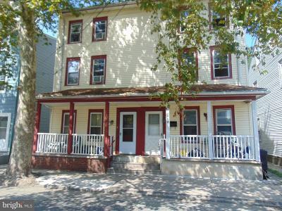 Gloucester City Single Family Home For Sale: 217 Hudson Street