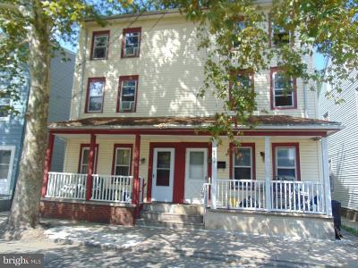 Gloucester City Single Family Home For Sale: 219 Hudson Street