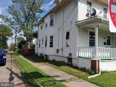 Camden Single Family Home For Sale: 100 S 32nd Street