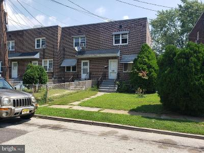 Oaklyn Single Family Home For Sale: 322 Chestnut Avenue