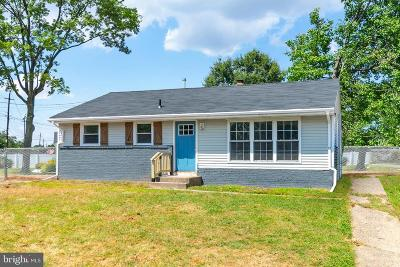 Bellmawr Single Family Home For Sale: 301 1st Avenue