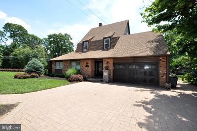 Merchantville Single Family Home For Sale: 404 W Maple Avenue