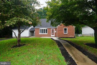 Somerdale Single Family Home For Sale: 116 Fairview Avenue