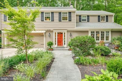 Cherry Hill Single Family Home For Sale: 1260 Charleston Road