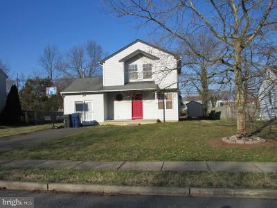 Voorhees Single Family Home For Sale: 33 Country Lane