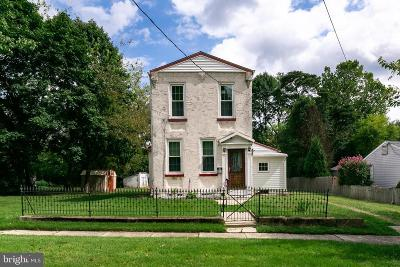 Laurel Single Family Home For Sale: 513 W Stafford Avenue