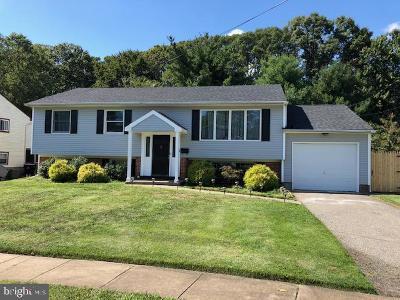 Somerdale Single Family Home For Sale: 220 Woods Lane