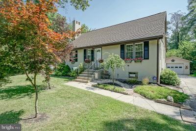 Wenonah Single Family Home For Sale: 515 N Clinton Avenue