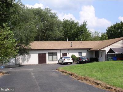 Glassboro Multi Family Home For Sale: 54 Delsea Dr N