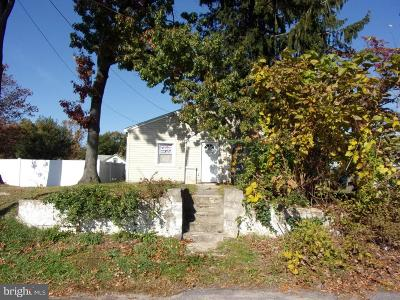 Westville Single Family Home For Sale: 6 Shady Lane