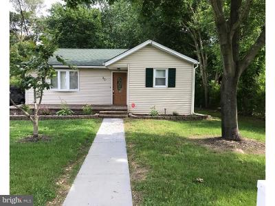 Franklinville Single Family Home For Sale: 30 Woodland Avenue