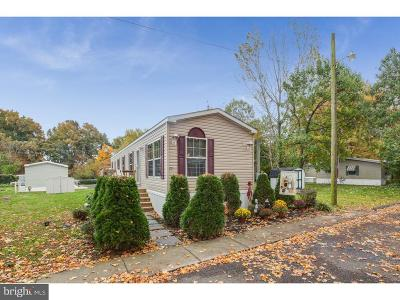 West Deptford Twp Single Family Home For Sale: 45 Mantua Grove Road #S-8