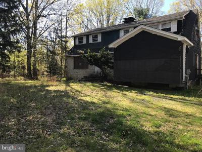 Turnersville Single Family Home For Sale: 158 Hurffville Road