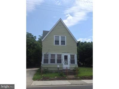 Paulsboro Single Family Home For Sale: 1557 S Delaware Street