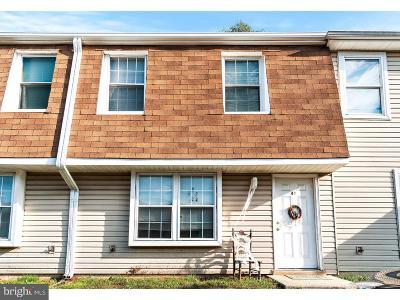 Glassboro Townhouse For Sale: 41 Beau Rivage Drive