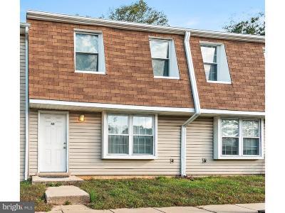 Glassboro Townhouse For Sale: 42 Beau Rivage Drive