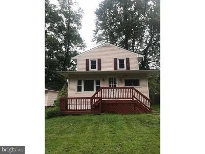 Woodbury Single Family Home For Sale: 329 Woodbury Lake Road