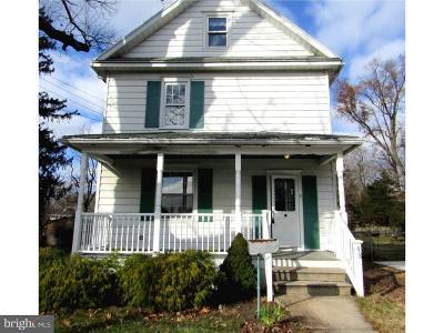 Pitman Single Family Home For Sale: 48 Arbutus Avenue
