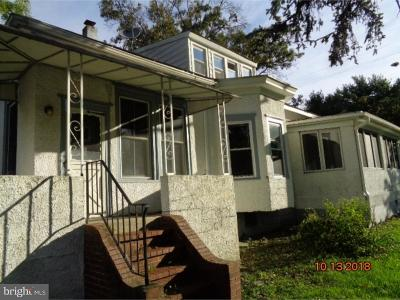 Wenonah Multi Family Home For Sale: 10 S West Avenue
