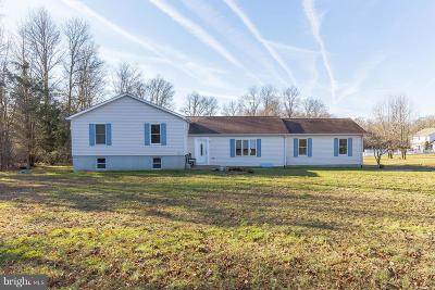 Swedesboro Single Family Home For Sale: 640 Russell Mill Road