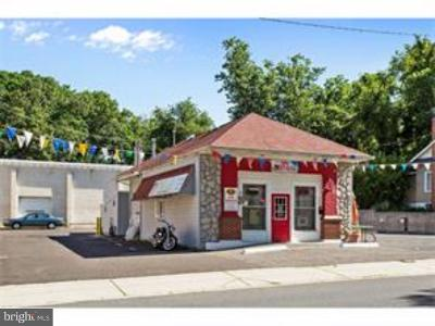 Pitman Commercial For Sale: 466 W Holly Avenue