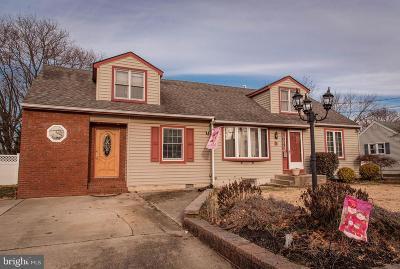 Gloucester County Single Family Home For Sale: 57 Eldridge Avenue
