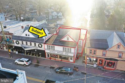 Pitman Commercial For Sale: 22-24 S Broadway