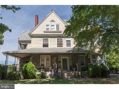 Paulsboro Multi Family Home For Sale: 446 Beacon Avenue