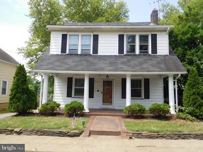 Swedesboro Single Family Home For Sale: 14 Paulsboro Road