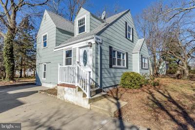 Paulsboro Single Family Home For Sale: 344 Nassau Avenue
